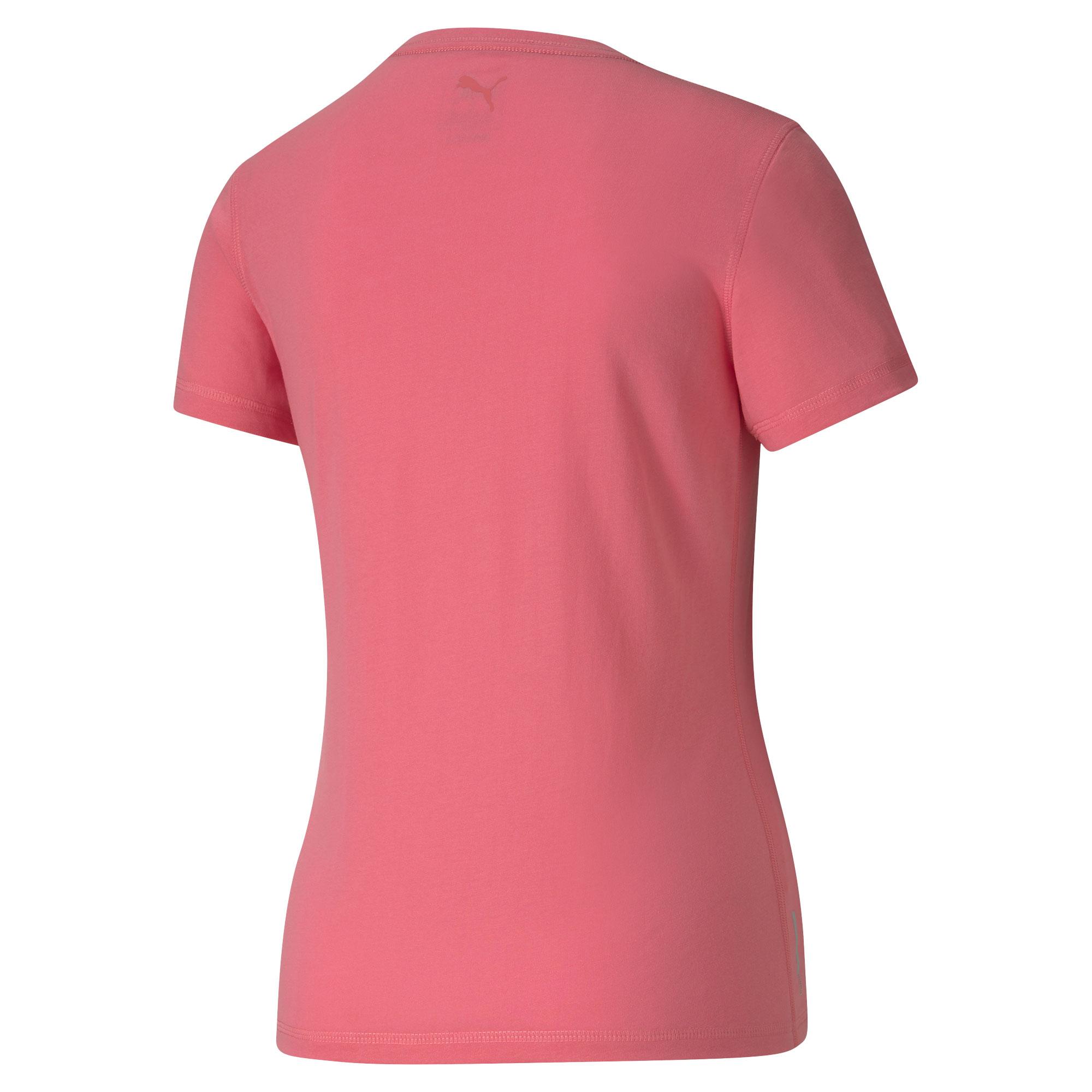 Puma Women's Graphic Crew Tee Running Training Shirt 518969-10