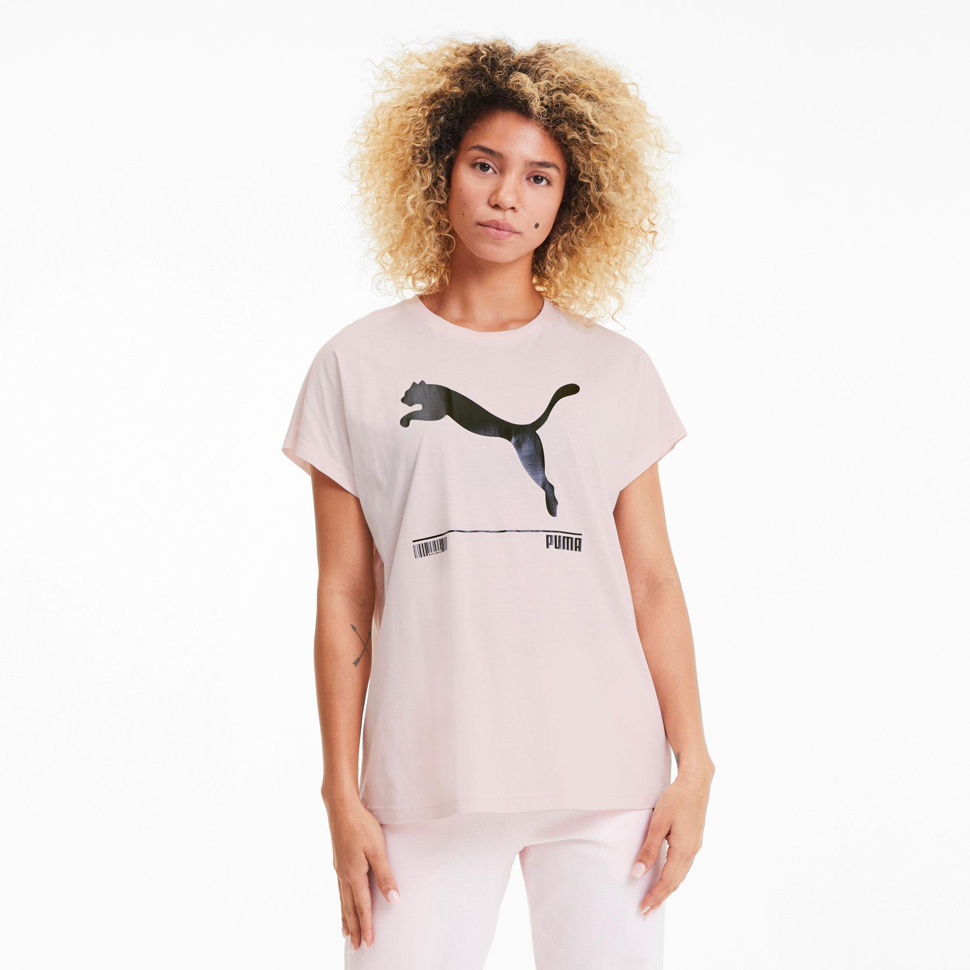 Puma Women's Nu-tility Tee 581371-17