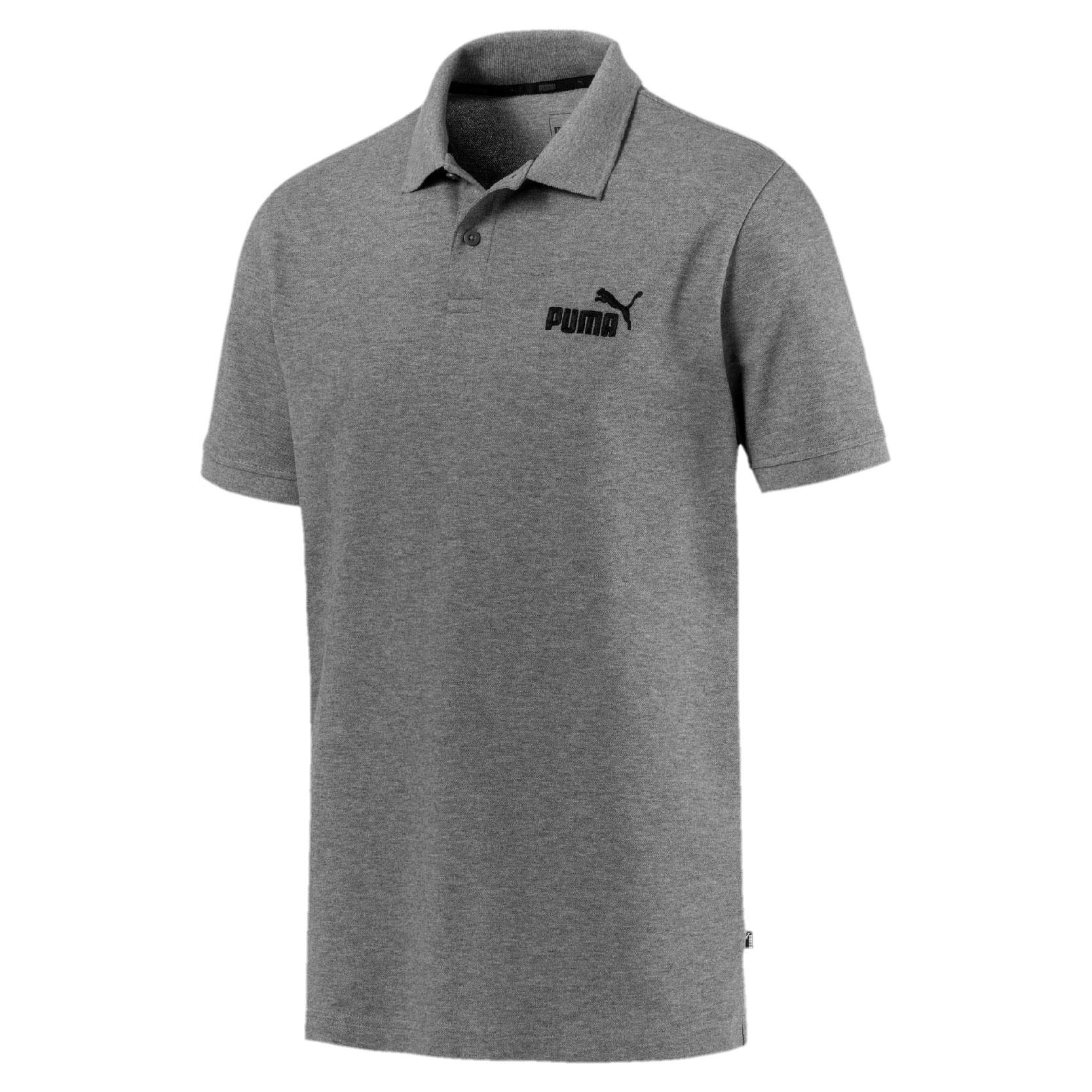 Puma Men's Essentials Pique Polo 851759-03